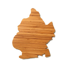 Brooklyn Shaped Cutting Board