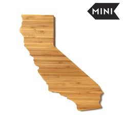 California Shaped Miniature Cutting Board