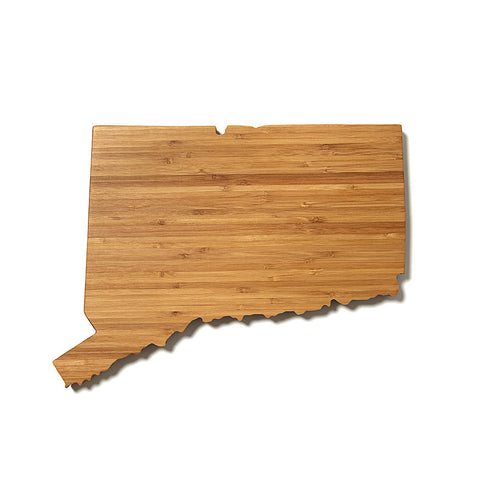 Connecticut Shaped Cutting Board by AHeirloom