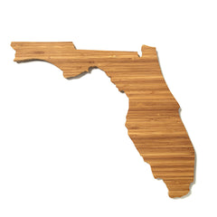 Florida Shaped Cutting Board