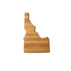 Idaho Shaped Cutting Board