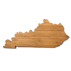 Kentucky Shaped Cutting Board