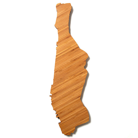 Manhattan Shaped Cutting Board by AHeirloom