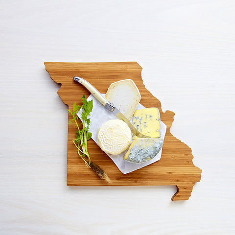 AHeirloom Missouri State Shaped Cutting Board Cheese.jpeg