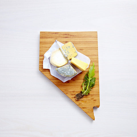 AHeirloom Nevada State Shaped Cutting Board Cheese.jpeg