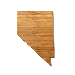 Nevada Shaped Cutting Board