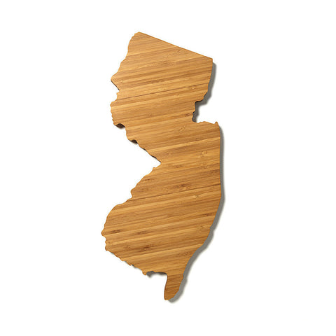 New Jersey Shaped Cutting Board by AHeirloom