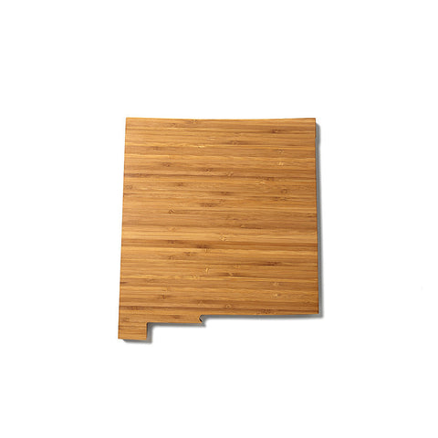 New Mexico Shaped Cutting Board by AHeirloom