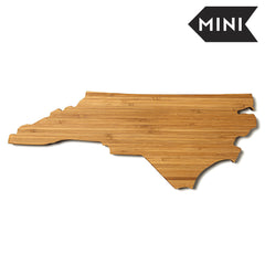 North Carolina Shaped Miniature Cutting Board