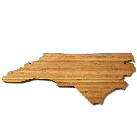 North Carolina Shaped Cutting Board by AHeirloom