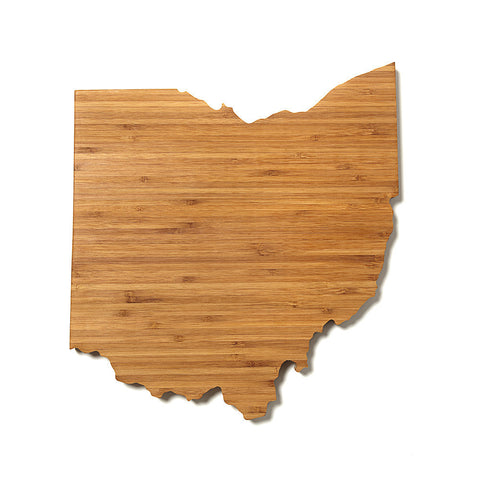Ohio Shaped Cutting Board by AHeirloom