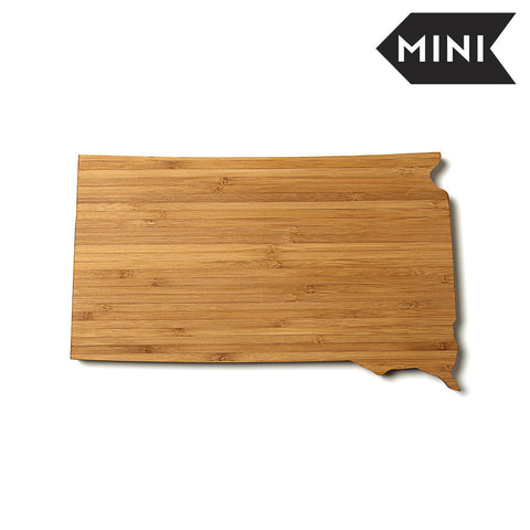 South Dakota Shaped Miniature Cutting Board by AHeirloom