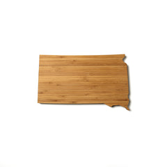 South Dakota Shaped Cutting Board