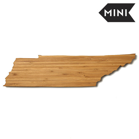 Tennessee Shaped Miniature Cutting Board by AHeirloom