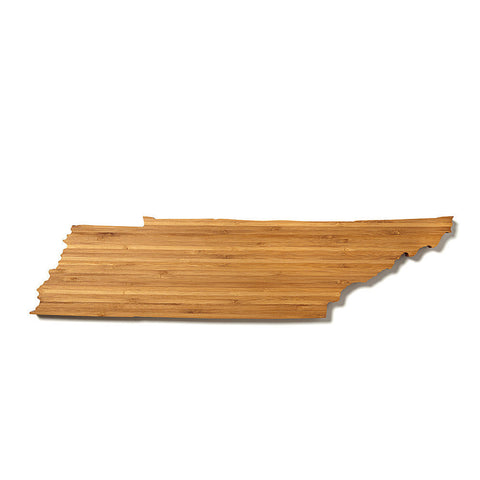 Tennessee Shaped Cutting Board by AHeirloom