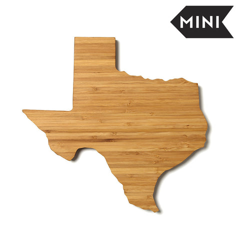 Texas Shaped Miniature Cutting Board by AHeirloom