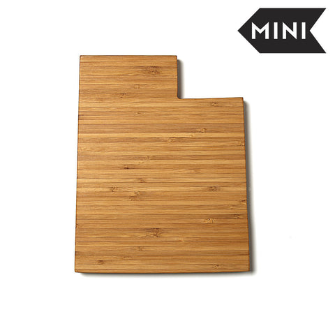 Utah Shaped Miniature Cutting Board by AHeirloom