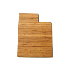 Utah Shaped Cutting Board