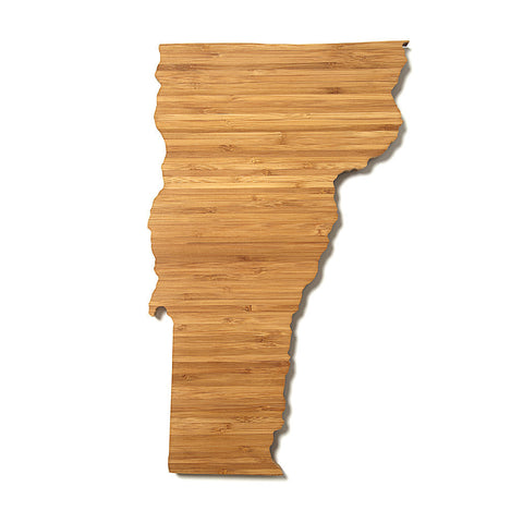 Vermont Shaped Cutting Board by AHeirloom