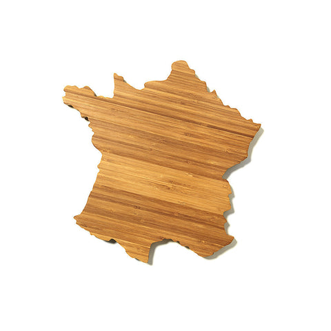 France Shaped Cutting Board by AHeirloom