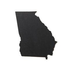 Georgia Shaped Miniature Cutting Board