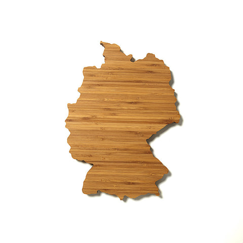 Germany Shaped Cutting Board by AHeirloom