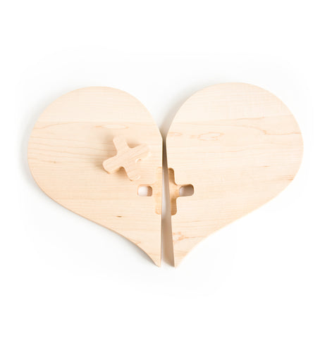 Heart Shaped Trivet by AHeirloom