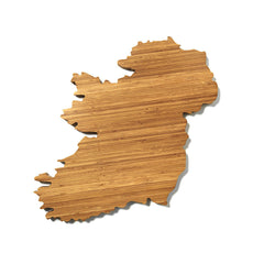 Ireland Shaped Cutting Board