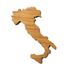 Italy Shaped Cutting Board