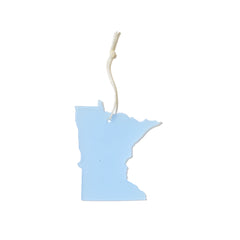 Minnesota Holiday Ornament