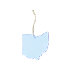 Ohio Holiday Ornament