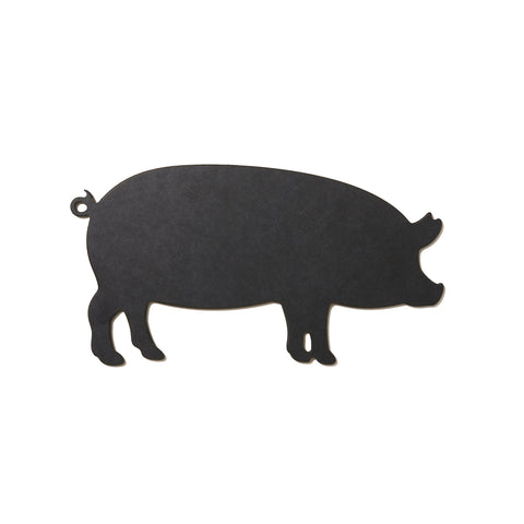 Pig Shaped Cutting Board by AHeirloom