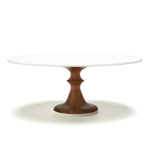 Wedding Cake Stand in Walnut LIMITED Quantities by AHeirloom
