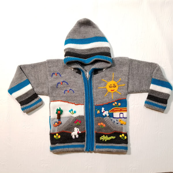 Peruvian Sweater (size: 2-3)