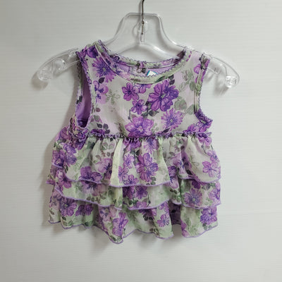 Top Guess, Purple, size 6-9m