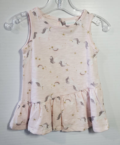 Maggie & Zoe Dress, Pink, size 6-9m