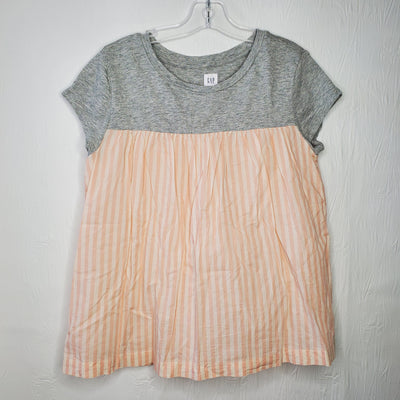 Gap Top, Blush Gr, size 14