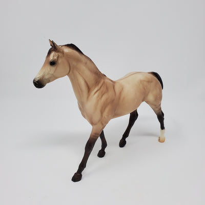 Breyer Collectible Horse, Buckskin