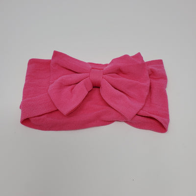 Nylon Head Band, Pink