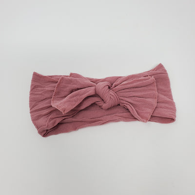 Nylon Head Band, Pink, size OS
