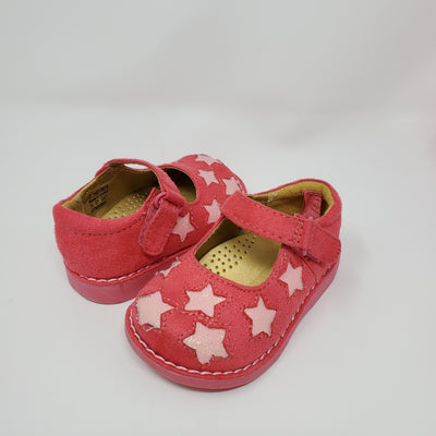 Gymboree Mary Jane Shoe, Coral, size Star 3