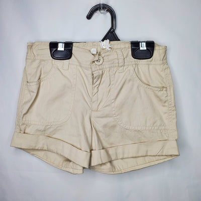 Purebaby New Shorts, Tan, size 4