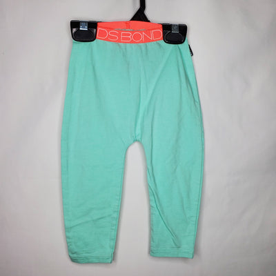 Bonds Leggings, Mint, size 12m-18m
