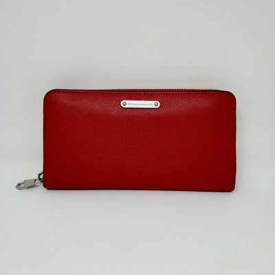 Rebecca Minkoff Wallet, Red, size NWT $170