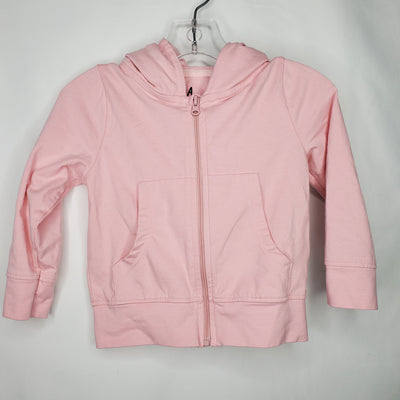 A Happy Brand Hoodie, Pink, size 6m-12m