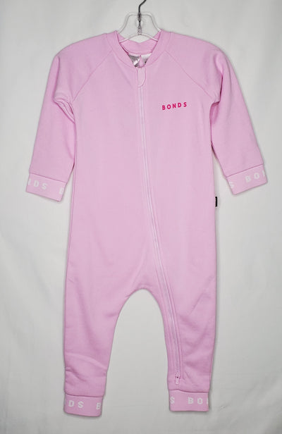 BONDS Romper NEW, Pink, size 12-18m