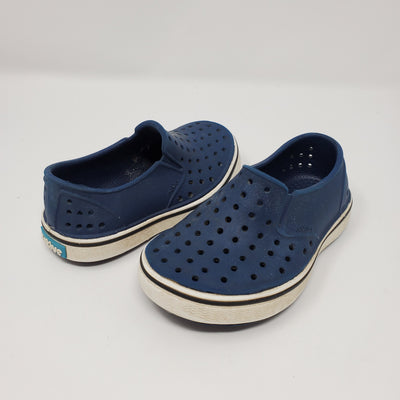 Native Shoe, Blue, size 7