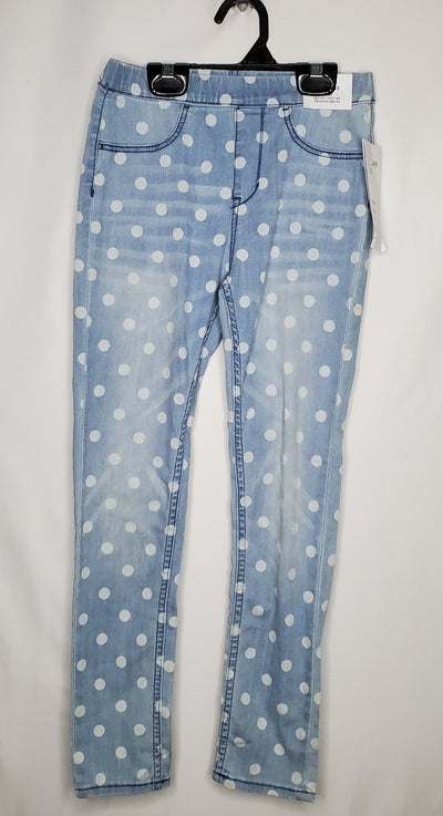 Jeggings New H&M, Blue, size 9-10