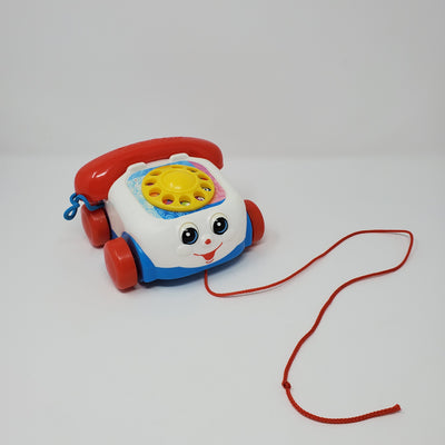 Fisher Price Phone, Pull Toy,