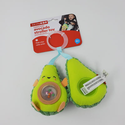 Skip Hop Stroller Toy, Avocado,